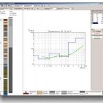 Анализ параметрических зондирований для площадной стабилизации решения